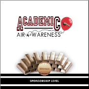 Academic Air-wareness™ BRONZE Sponsorship