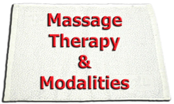 Massage Therapy & Modalities