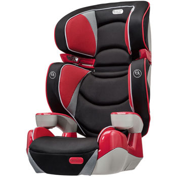 evenflo rightfit booster car seat stoplight. Black Bedroom Furniture Sets. Home Design Ideas