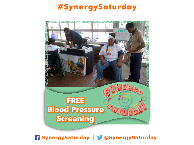 Synergy Saturday Health and Wealth Initiative Pictures